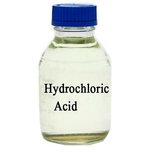 تصویر اسید هیدروکلریک (جوهر نمک)