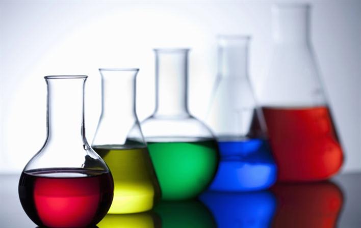 تصویر انواع حلال های شیمیایی