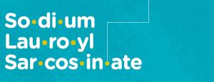 سدیم لورویل سارکوزینات با سورفاکتانتهای آنیونی ، کاتیونی و آمفوتریک سازگار است.