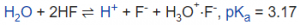تولید هیدروفلوئوریک اسید