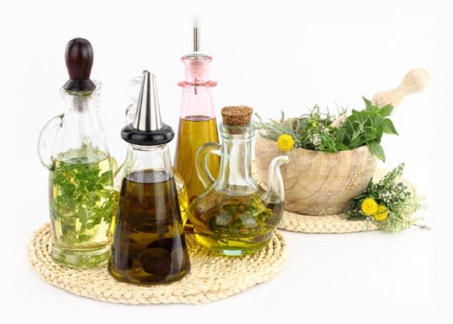 انواع روغن های گیاهی